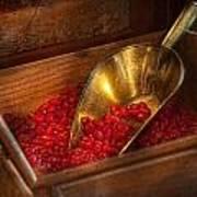Food - Candy - Hot Cinnamon Candies  Art Print