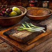 Food - Vegetable - Garden Variety Art Print