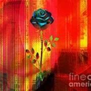 For My Love Print by Fania Simon