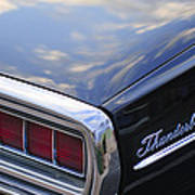 Ford Thunderbird Taillight Art Print