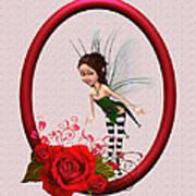 Foresrt Fairy  Art Print