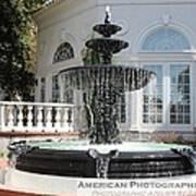 Fountains Of Love Art Print