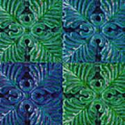 Four Times Four Vii Art Print