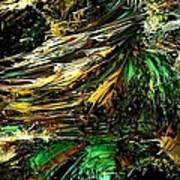 Fractal - Weed Art Print