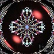 Fractal Illumination Art Print