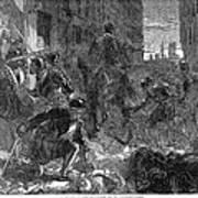 France: Massacre, 1572 Art Print