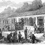 France: Winemaking, 1871 Print by Granger