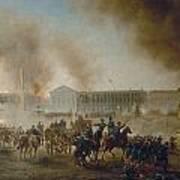 Franco-prussian War, 1870 Art Print