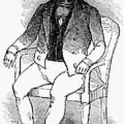 Francois Vidocq (1775-1857) Art Print