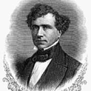 Franklin Pierce (1804-1869) Art Print