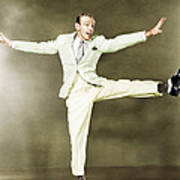 Fred Astaire, Ca. 1930s Art Print