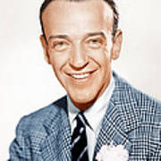 Fred Astaire, Ca. 1941 Art Print by Everett