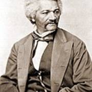 Frederick Douglass 1818-1895, Former Art Print