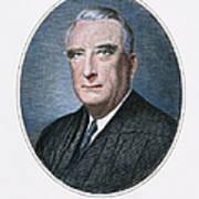 Frederick Vinson (1890-1953) Art Print