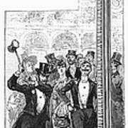 French Fair, 1889 Art Print by Granger