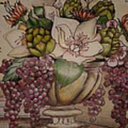 French Flouers Art Print