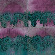 French Lace Art Print