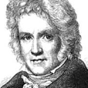 Friedrich Wilhelm Bessel Art Print