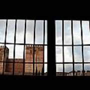 From Inside Alhambra Art Print
