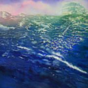 From Sea To Shining Sea Art Print
