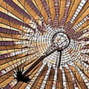 Fujisan In Berlin Art Print by Juergen Weiss