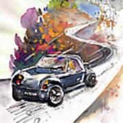 Fun Ride Art Print