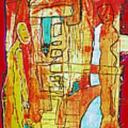 Fusion Nr.42 Art Print