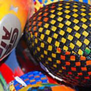 Fussball Art Print