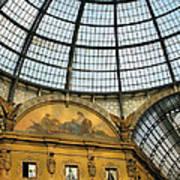 Galleria In Milan I Art Print