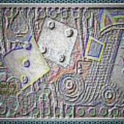 Gambling Memories Art Print