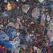 Garden Of Crafts  Art Print