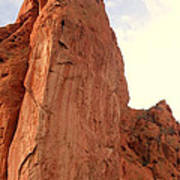 Garden Of The Gods 2 Art Print