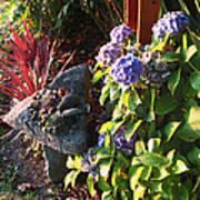 Garden Zen Art Art Print