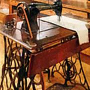 Garment Factory Art Print