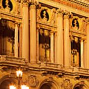 Garnier Opera House Art Print