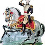 General Andrew Jackson, Hero Of New Art Print