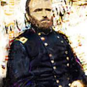 General Grant Art Print