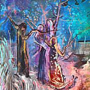 Generations Three Art Print