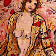 Gentle Nude Art Print
