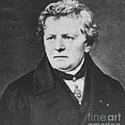 Georg Ohm, German Physicist Art Print