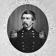George Brinton Mcclellan Art Print