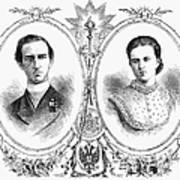 George I (1845-1913) Art Print