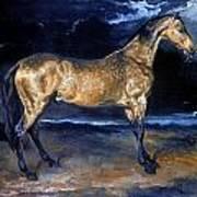 Gericault: Horse Art Print