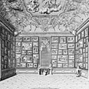 Germany: Gallery, 1731 Art Print