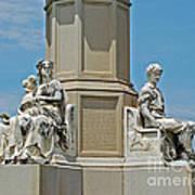 Gettysburg Memorial Art Print