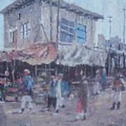Ghazni Art Print