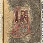 Ghost Stories Farmhouse Art Print