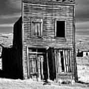 Ghosts Of Bodie  Art Print by Matt MacMillan