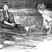 Gibson: A Drama, 1895 Art Print