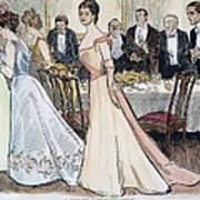 Gibson Art, 1899 Art Print